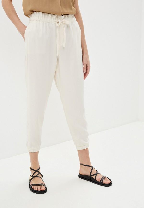 женские брюки banana republic, бежевые