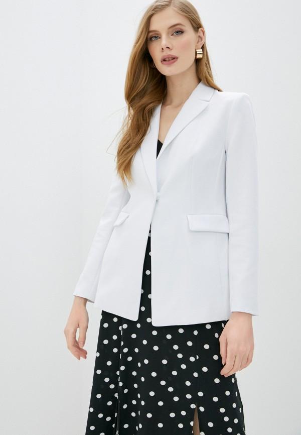 женский пиджак banana republic, белый
