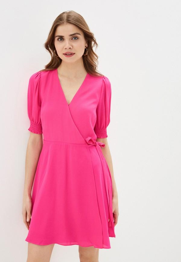 женское платье banana republic, розовое