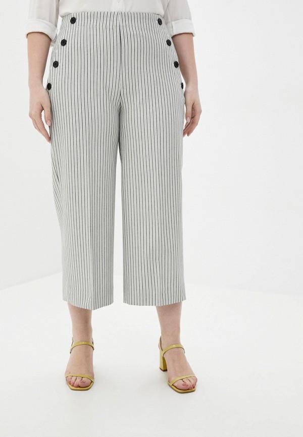 женские повседневные брюки banana republic, белые