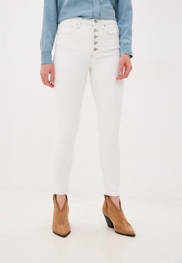 женские джинсы banana republic, белые