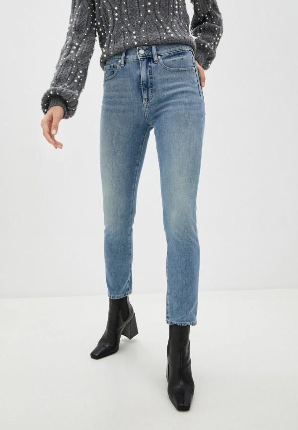 женские джинсы banana republic, голубые