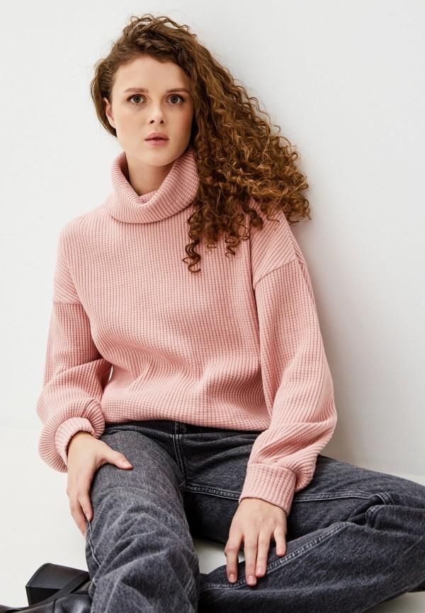 женский свитер banana republic, розовый