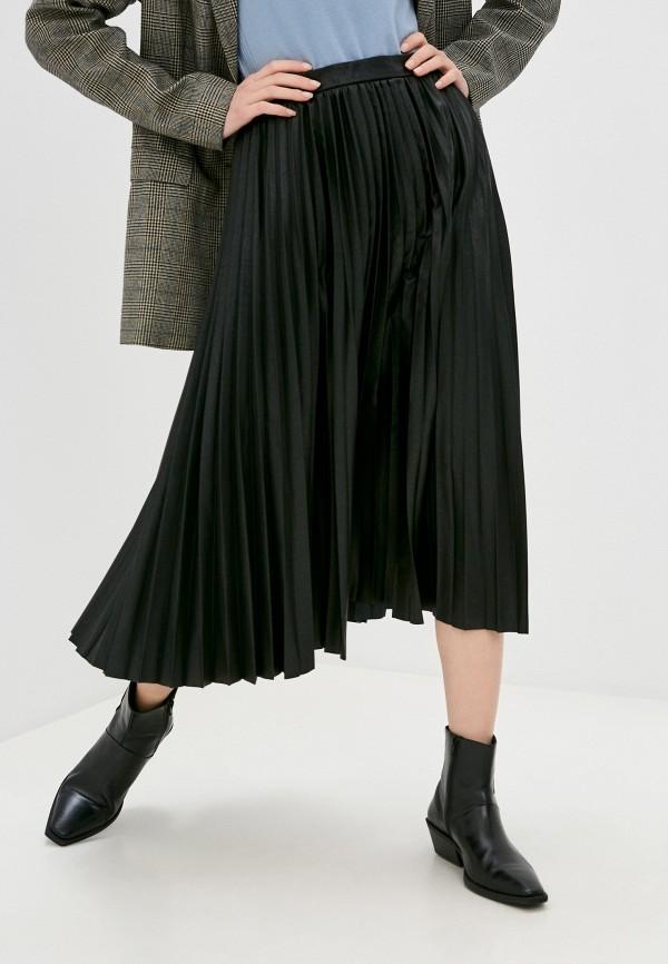 женская юбка banana republic, черная