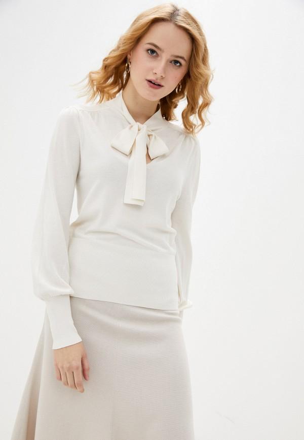 женская блузка banana republic, белая