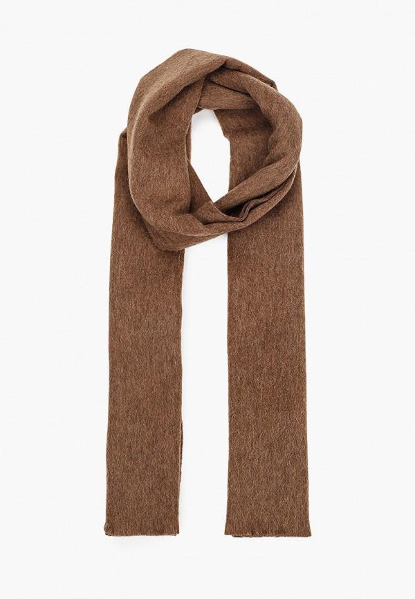 мужской шарф banana republic, коричневый
