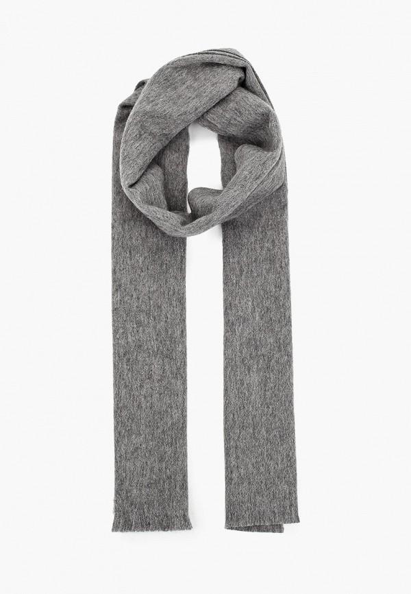 мужской шарф banana republic, серый