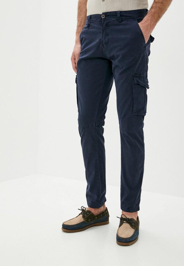 мужские брюки baker's, синие
