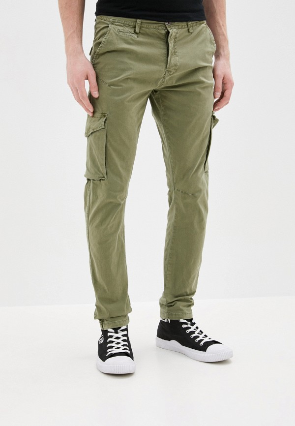 мужские брюки baker's, хаки