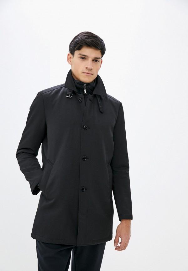 мужская куртка baker's, черная