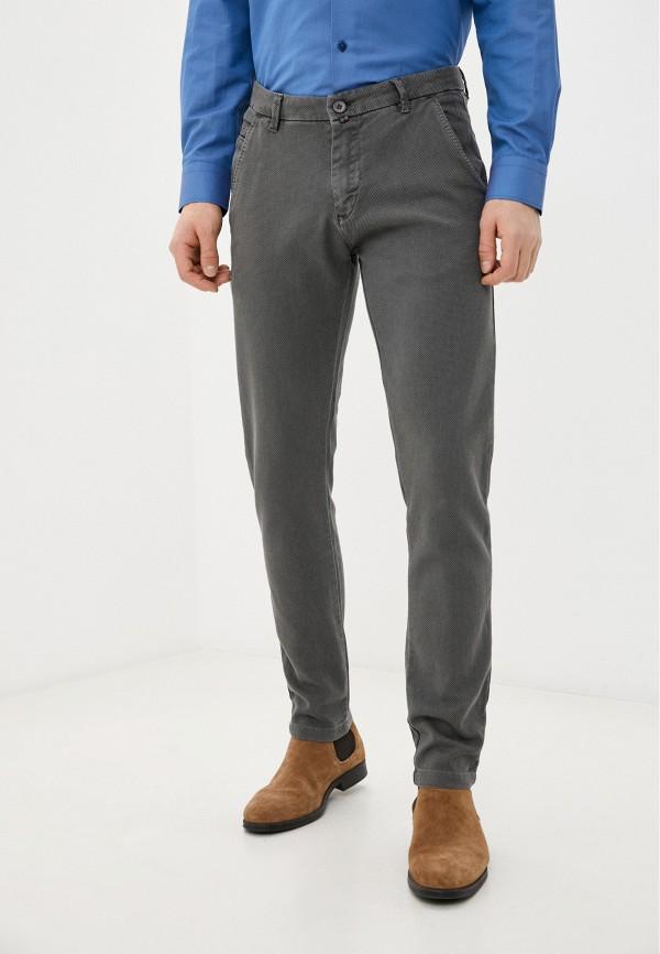 мужские брюки чинос baker's, серые