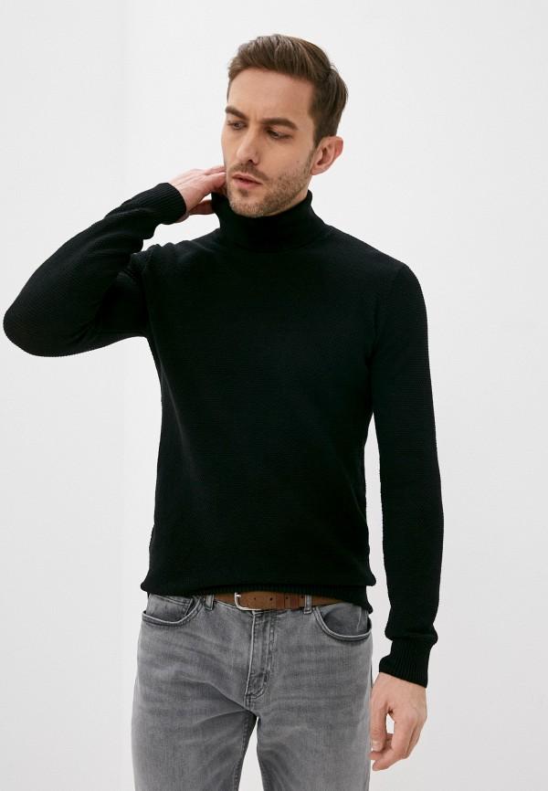 мужской свитер baker's, черный