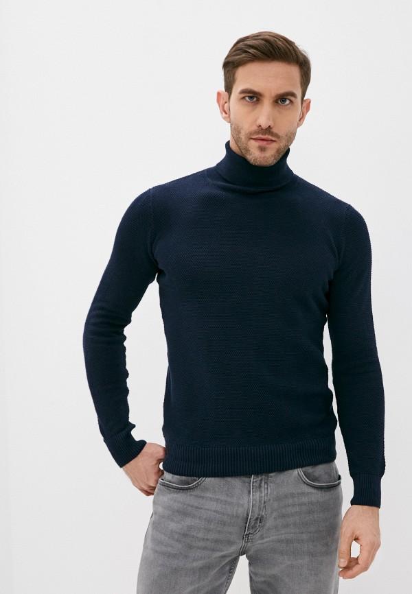 мужской свитер baker's, синий