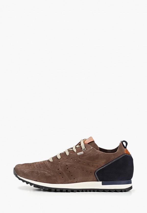 мужские кроссовки baerchi, коричневые