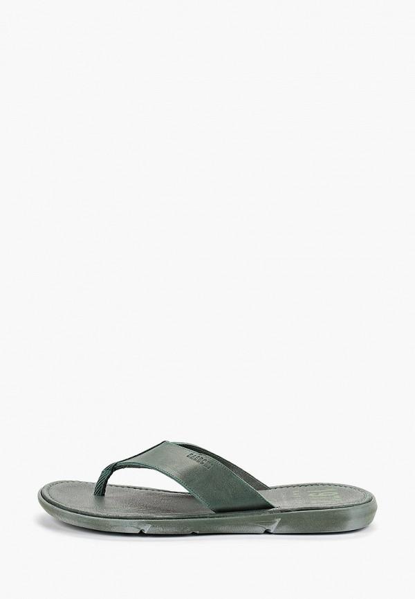 мужские сандалии baerchi, зеленые