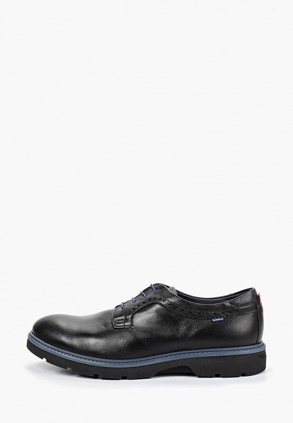 мужские туфли baerchi, черные