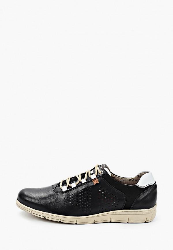 мужские ботинки baerchi, черные