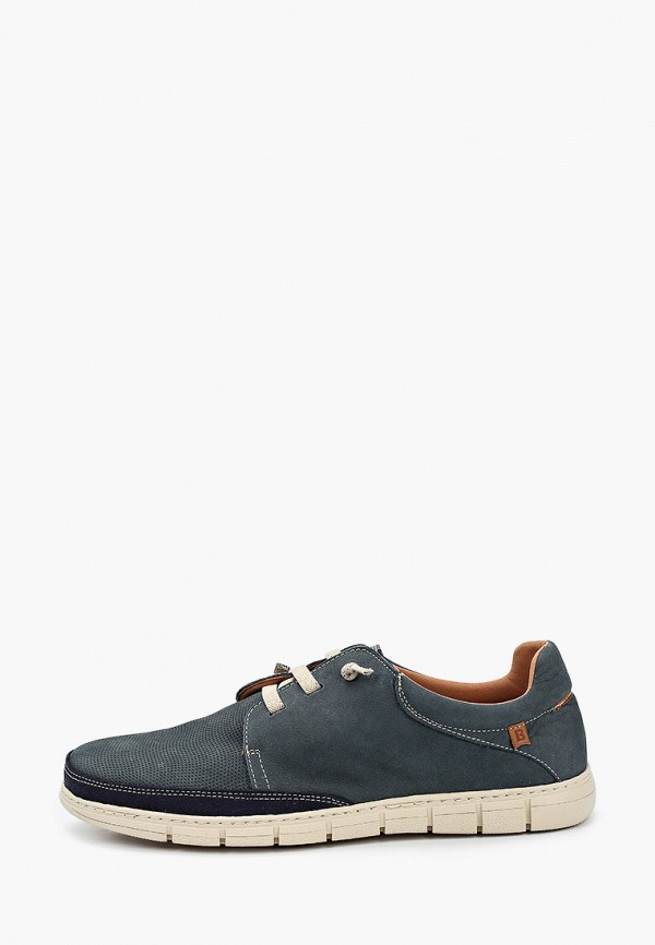 мужские туфли baerchi, синие