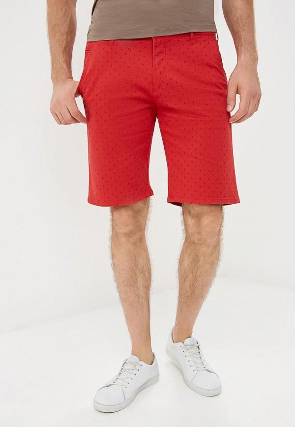 мужские повседневные шорты backlight, красные