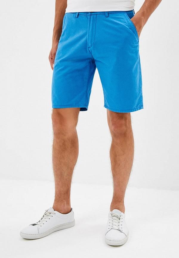 мужские повседневные шорты backlight, голубые