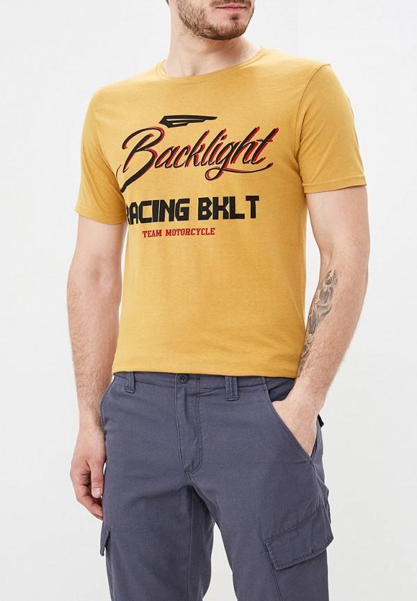 Футболка Backlight Backlight BA076EMFEKD6 поло backlight backlight ba076emcbsz6