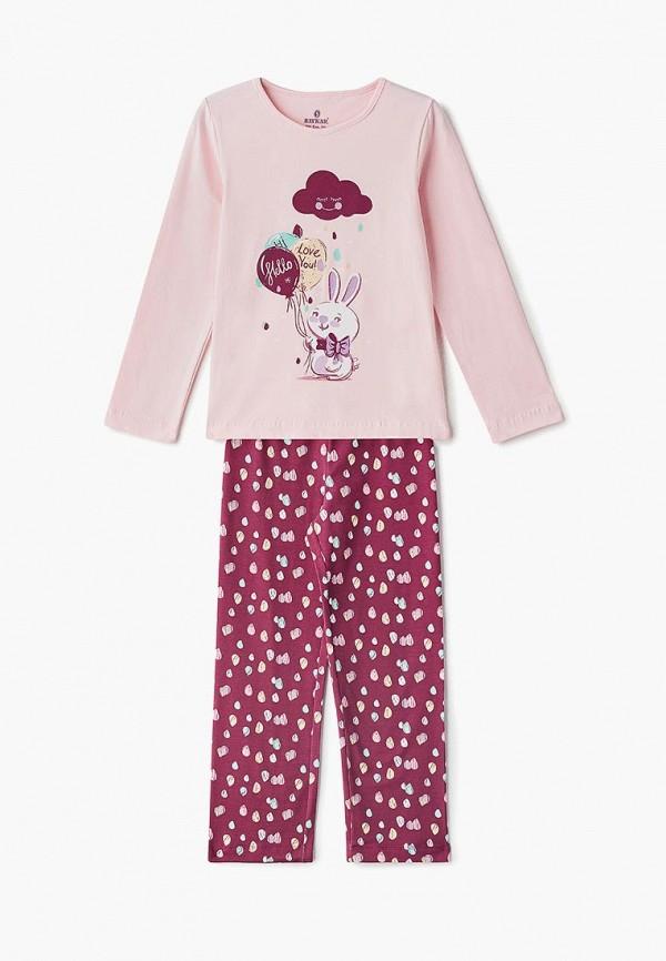 Купить Пижама Baykar, Baykar BA078EGEAAQ4, розовый, фиолетовый, Весна-лето 2019