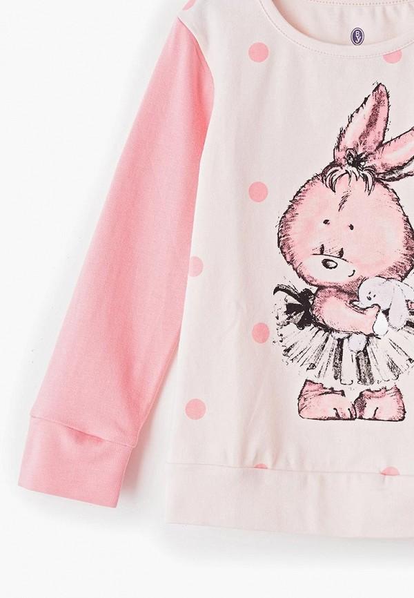 Фото 3 - Пижама Baykar розового цвета