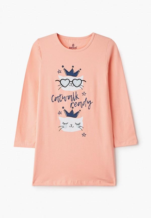 Сорочка ночная Baykar Baykar N9264575 розовый фото