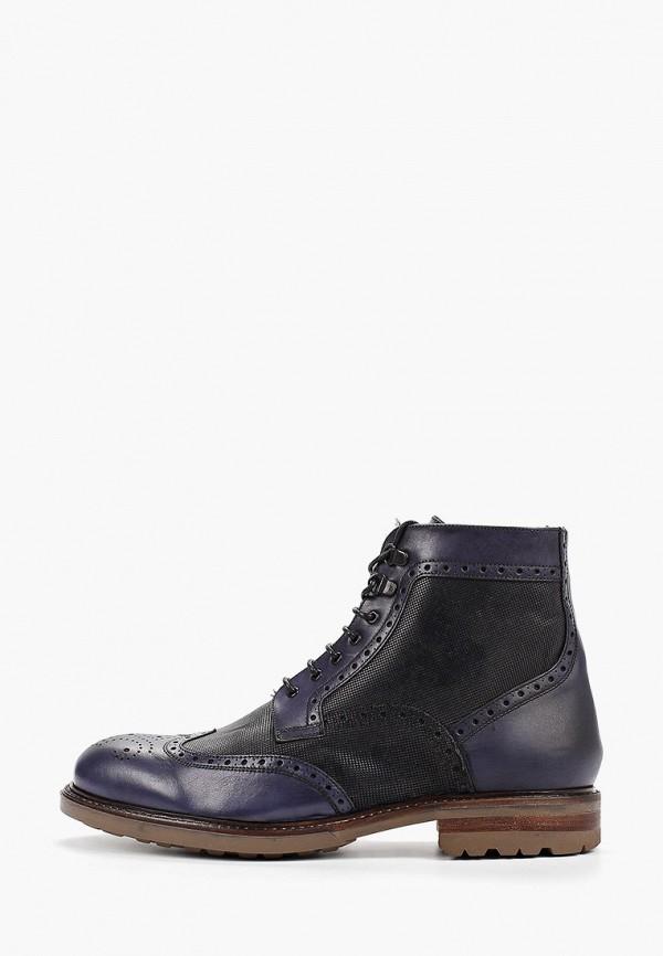 мужские ботинки baltarini, синие