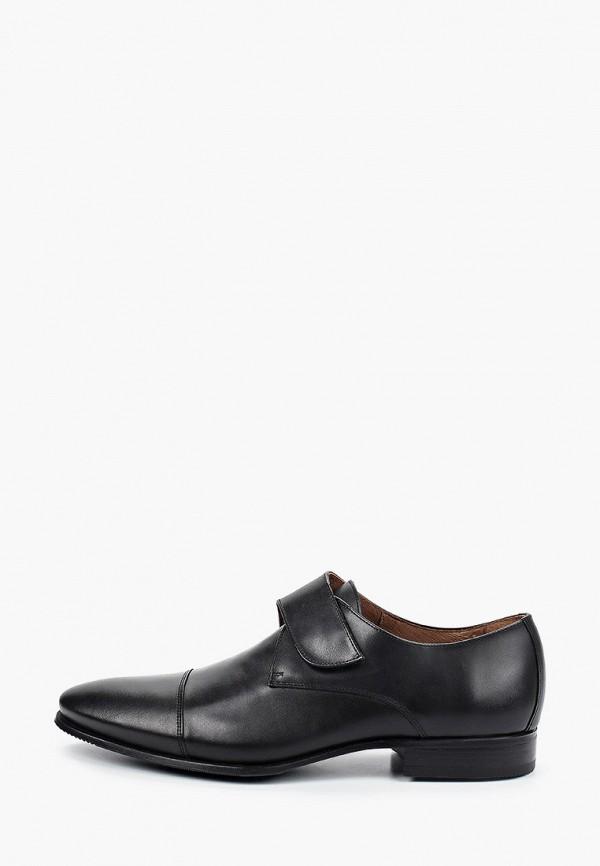 мужские туфли baltarini, черные