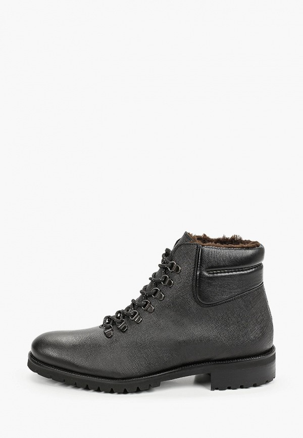 мужские ботинки baltarini, черные