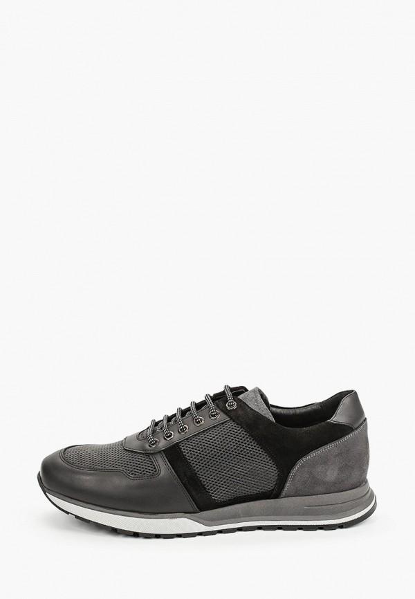 мужские кроссовки baltarini, черные