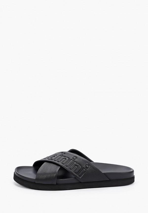 мужские сандалии baldinini, черные