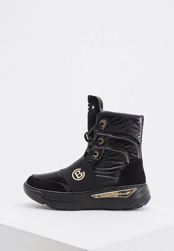 Ботинки Baldinini Baldinini BA097AWFLFF6 цены онлайн