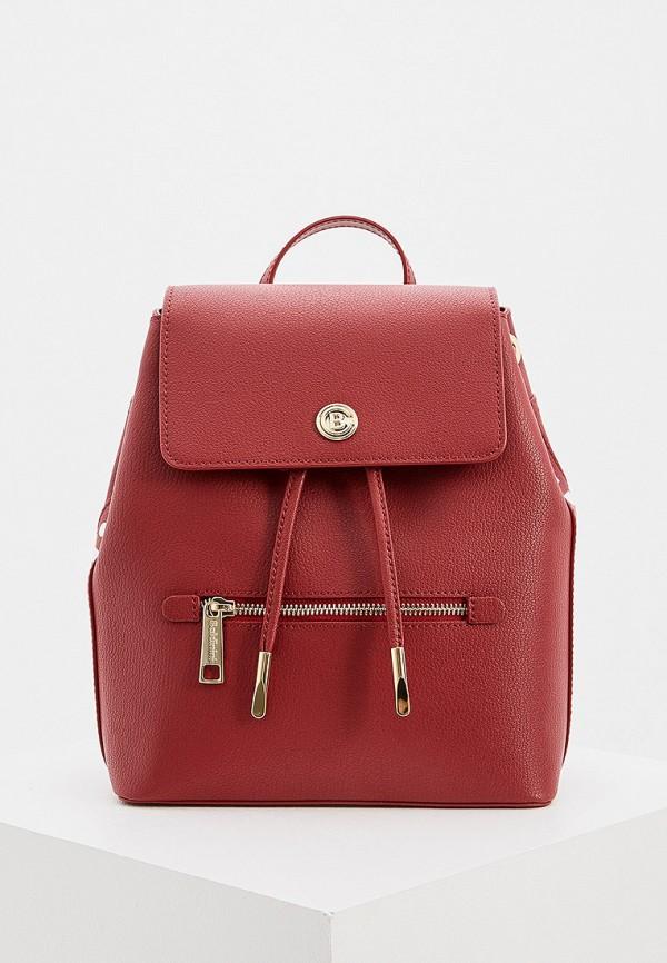 женский рюкзак baldinini, красный