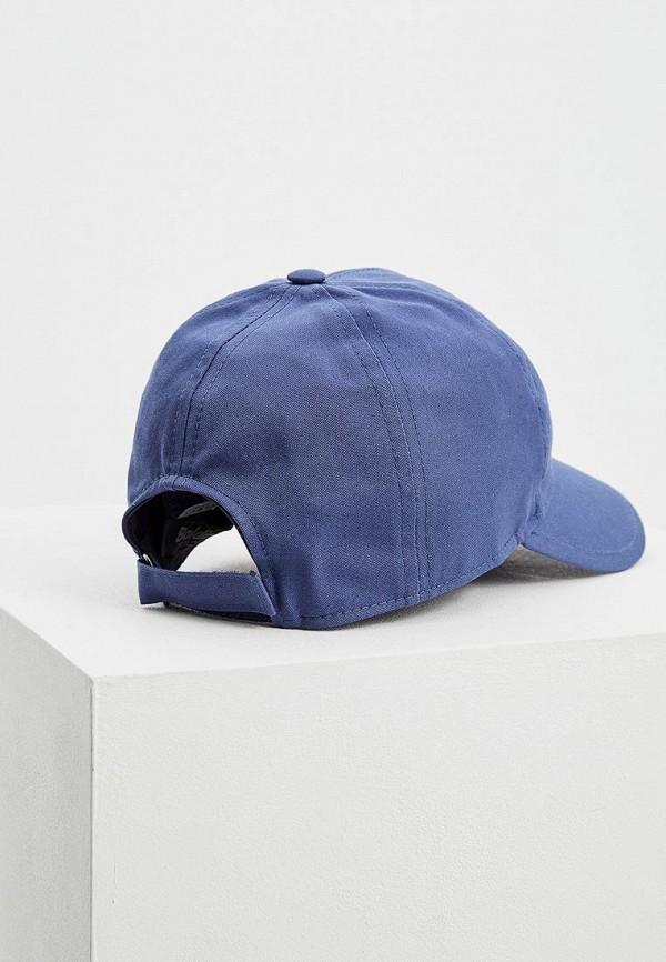 Фото 2 - мужскую бейсболку Baldinini синего цвета