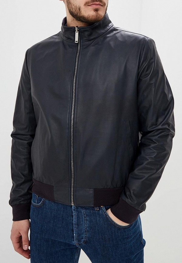 Куртка кожаная Baldinini Baldinini BA097EMEBOG4 дутики baldinini baldinini ba097awcegs7