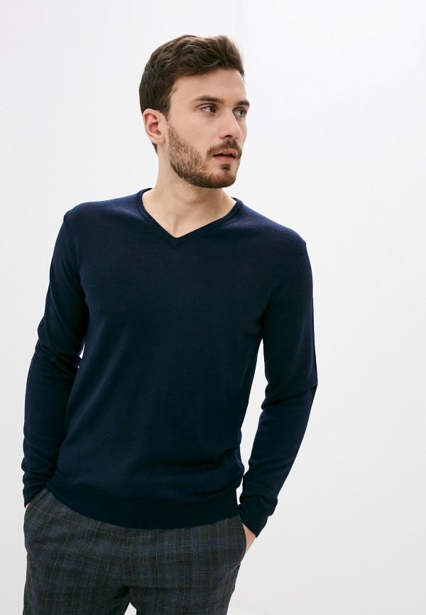 мужской пуловер baldinini, синий