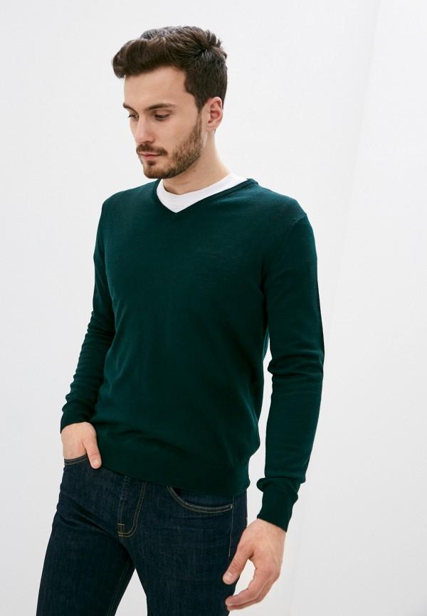 мужской пуловер baldinini, зеленый