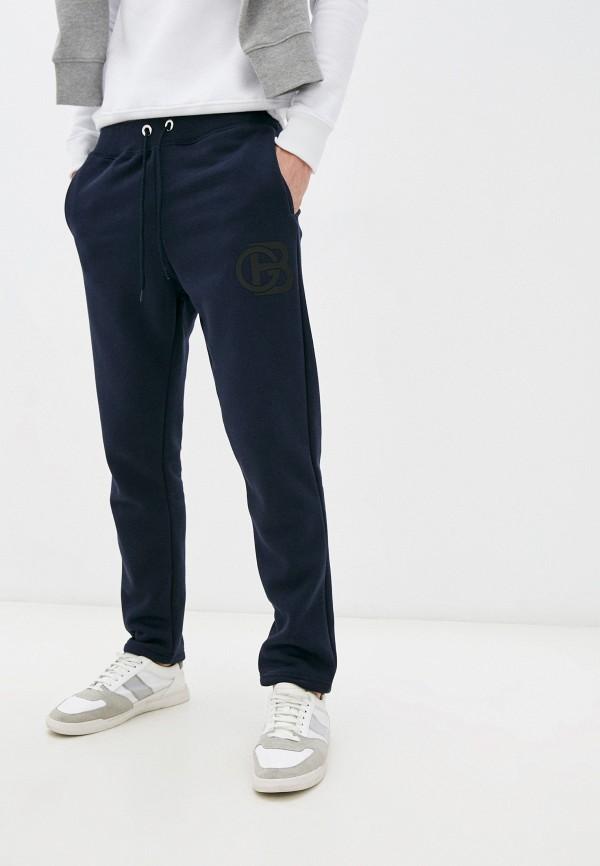 мужские спортивные брюки baldinini, синие