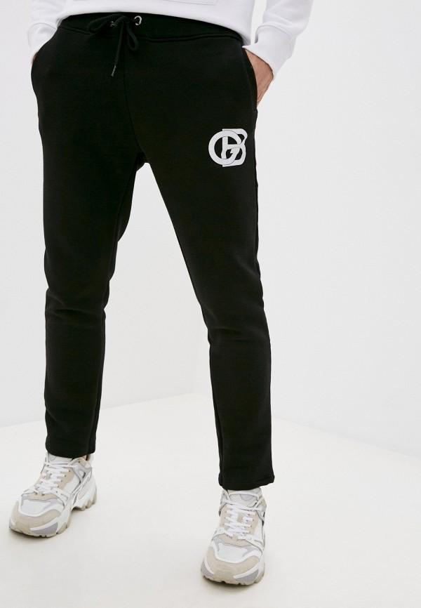 мужские спортивные брюки baldinini, черные
