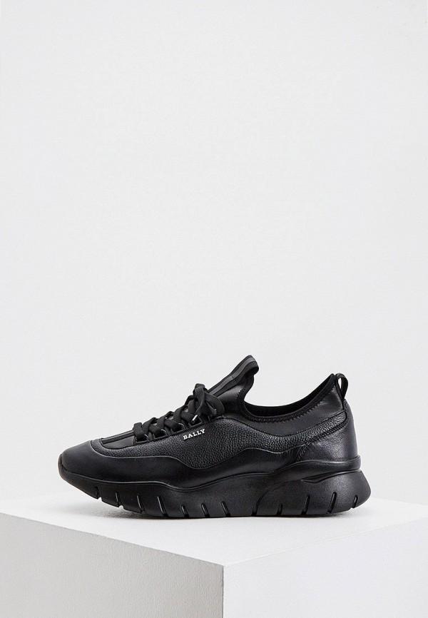 мужские кроссовки bally, черные