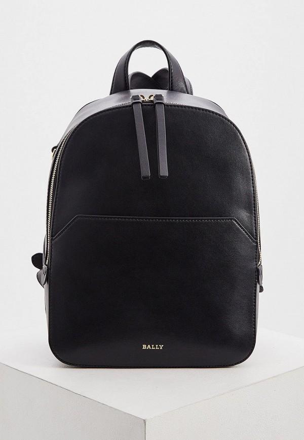 женский рюкзак bally, черный