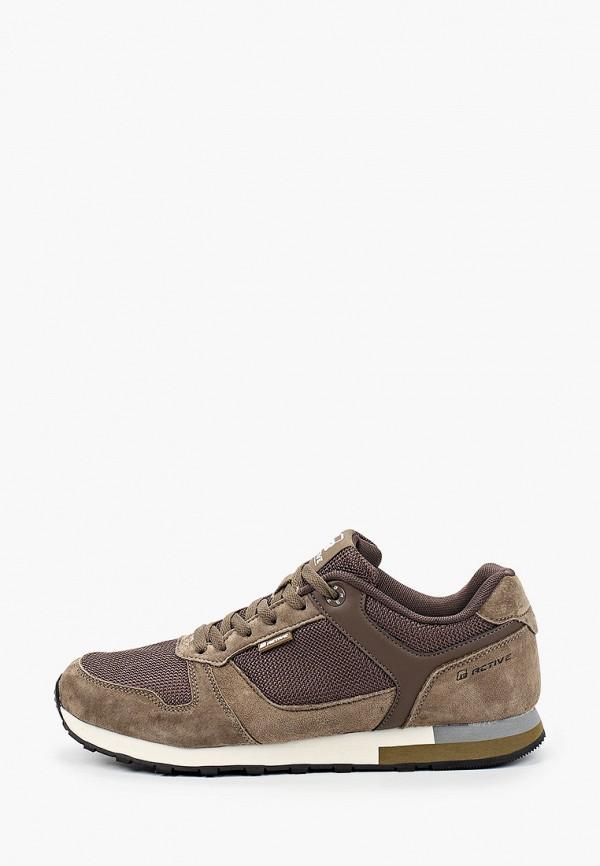 мужские кроссовки baden, коричневые