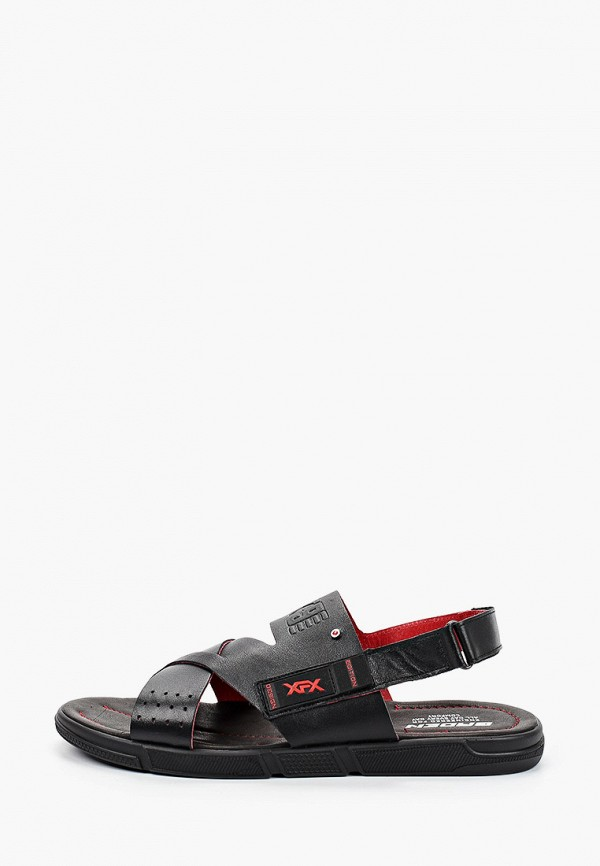 мужские сандалии baden, черные