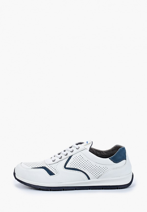 мужские кроссовки baden, белые