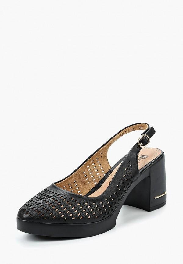 женские туфли baden, черные