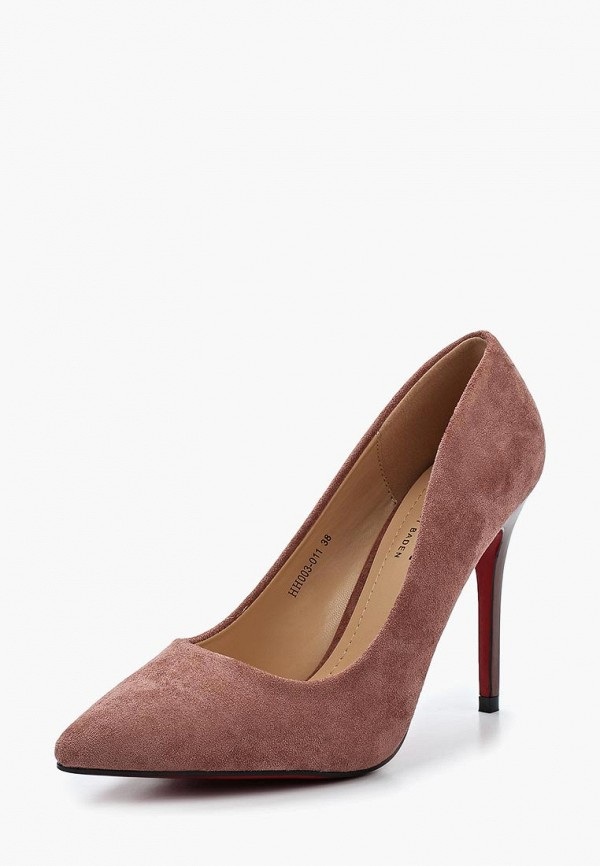 Туфли Baden Baden BA993AWAGZO7 цена 2017