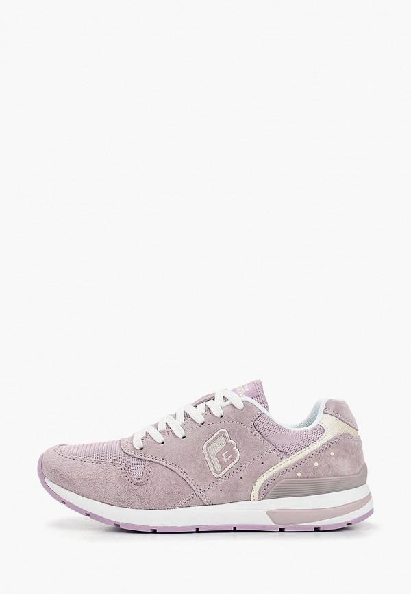 женские кроссовки baden, фиолетовые