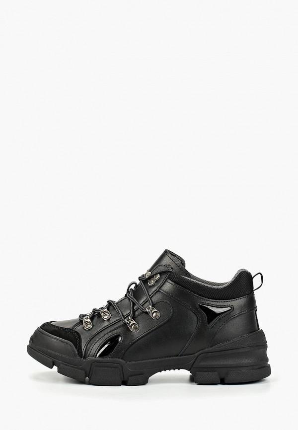 женские кроссовки baden, черные